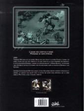 Verso de Cyber -2- Le métal sous la peau