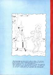 Verso de Tintin - Pastiches, parodies & pirates - Tintin a la gaule