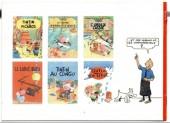 Verso de Tintin - Pastiches, parodies & pirates - Tintin par Tardi - Tintin et les faussaires