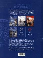 Verso de Les mystères de la Troisième République -2- Le tueur dévot