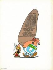 Verso de Astérix -12a81- Astérix aux jeux olympiques