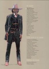 Verso de Blueberry - La collection (Hachette) -202- Tonnerre à l'Ouest