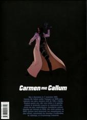 Verso de Carmen Mc Callum -INT3- L'intégrale - Tomes 6 à 8