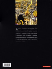 Verso de Chroniques de la Lune Noire -9- Les Chants de la négation