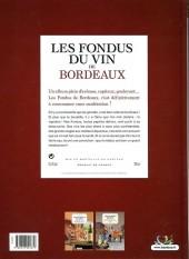 Verso de Les fondus du vin -2- Bordeaux