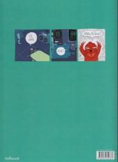 Verso de Stars of the stars -1- Volume 1