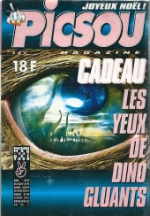 Verso de Picsou Magazine -347- Spécial dinosaure
