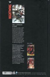 Verso de Nightwing -2- La république de demain