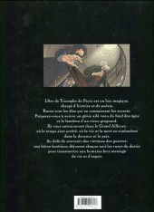 Verso de Les génies de l'Arc de Triomphe