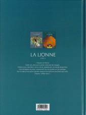 Verso de La lionne -2- Livre II