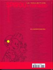 Verso de Spirou et Fantasio - La collection -32- La ceinture du grand froid