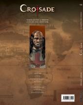 Verso de Croisade -7- Le maître des sables