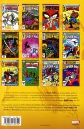Verso de Spectacular Spider-Man (L'intégrale) -5- L'Intégrale 1981