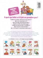 Verso de Le guide -19b13- Le guide du bébé