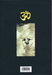 Verso de Incredible India - Les promenades d'un rêveur solitaire