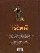 Verso de Le cycle de Tschaï -1- Le Chasch volume I