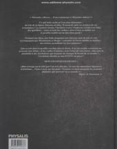 Verso de Reflets d'Acide -5- La Croisée Des Chemins