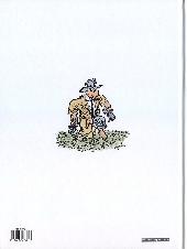 Verso de Jack Palmer -15- Palmer en Bretagne