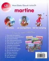 Verso de Martine (Les plus belles histoires de) -14- Quels voyages !