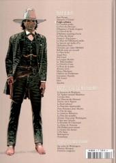 Verso de Blueberry - La collection (Hachette) -303- L'Aigle solitaire