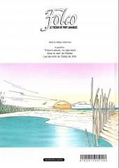 Verso de Folco le marin -1- Le trésor de Port Camargue