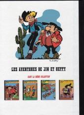 Verso de Jim L'astucieux (Les aventures de) - Jim Aydumien -2a- Outlaws en péril