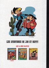 Verso de Jim L'astucieux (Les aventures de) - Jim Aydumien -3a- Jim contre little pig