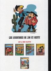 Verso de Jim L'astucieux (Les aventures de) - Jim Aydumien -5- Une camisole pour le shérif