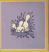 Verso de Hit parade comique (Poche) -9- Arthur le fantôme