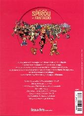 Verso de Spirou et Fantasio -2- (Divers) - Spirou a 75 ans