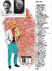 Verso de Ric Hochet -66- Penthouse story