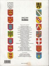 Verso de Les grandes heures des églises -28- Chretiens dans l'Aisne et la Somme