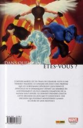 Verso de Civil War (Marvel Deluxe) -5- Choisir son camp