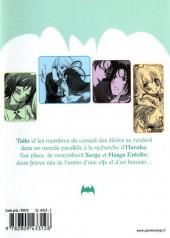 Verso de Dark Rabbit -4- Volume 4