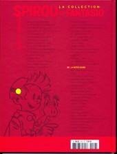 Verso de Spirou et Fantasio - La collection (Cobra) -33- La boîte noire