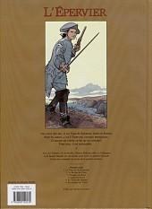 Verso de L'Épervier (Pellerin) -1c12- Le Trépassé de Kermellec