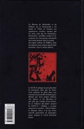 Verso de B.P.R.D. -5a- La Flamme Noire