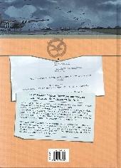Verso de Les Échappés -1- Opération Tonga 1/2