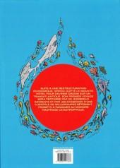 Verso de Spirou et Fantasio par... (Une aventure de) / Le Spirou de... -6b- Panique en atlantique