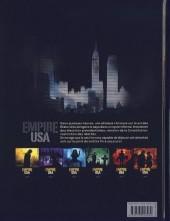 Verso de Empire USA -INT1- Intégrale saison 1