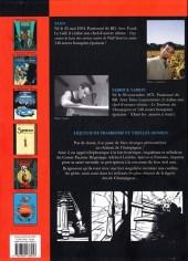 Verso de Spirou et Fantasio (Une aventure de.../Le Spirou de...) -3b2010- Le tombeau des Champignac