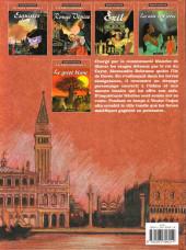 Verso de Les suites Vénitiennes -5- Le griot blanc