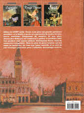 Verso de Les suites Vénitiennes -3- Exil