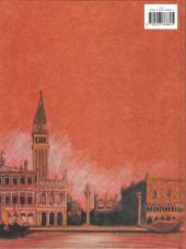 Verso de Les suites Vénitiennes -2- Rouge Venise