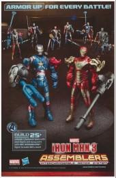 Verso de X-Men Vol.4 (Marvel comics - 2013) -5VC- Battle of the Atom - Chapter 3