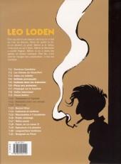 Verso de Léo Loden (Intégrale) -4- Intégrale 4