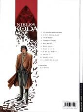 Verso de Niklos Koda -11- La danse du Diable