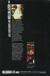 Verso de Hellblazer (Les Dossiers de) -2- Pandemonium