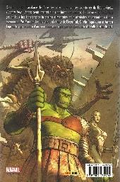 Verso de Planète Hulk -2- Planète Hulk 2