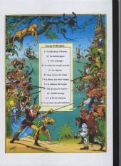 Verso de Les fils de l'aventure -5- Tome 5 & Tome 6
